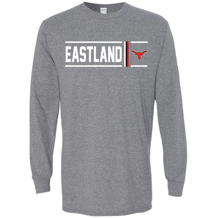 Eastland Mavericks - Simple Stripe Long Sleeve T-Shirt