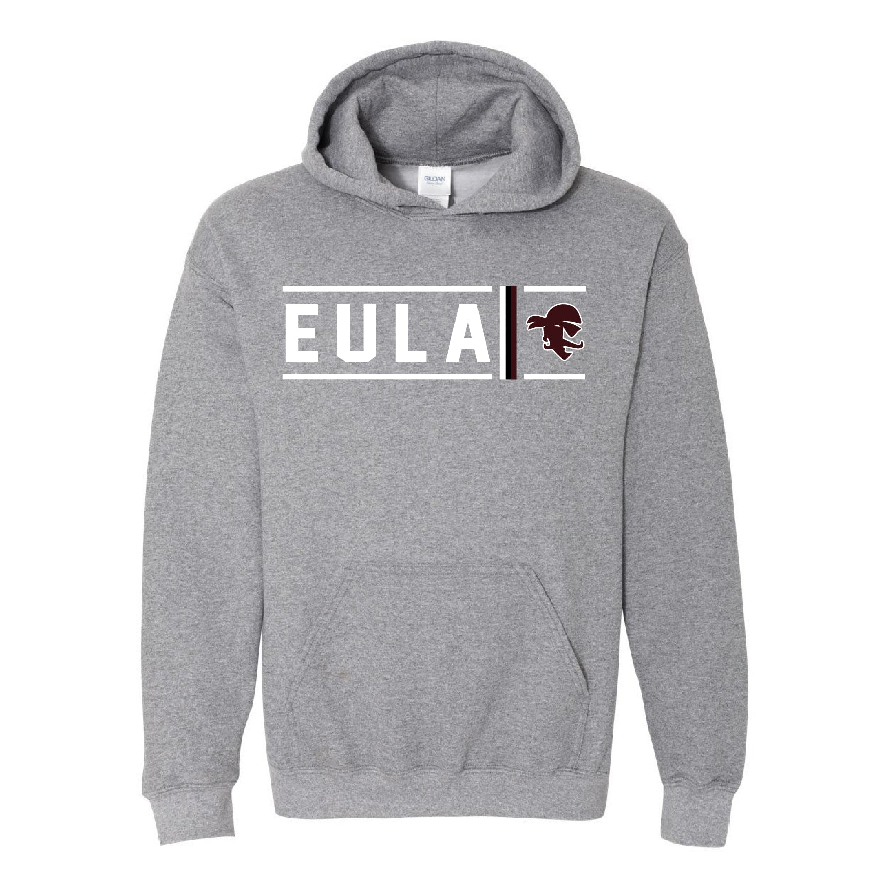 Eula Pirates - Simple Stripe Hoodie