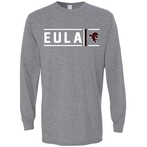 Eula Pirates - Simple Stripe Long Sleeve T-Shirt