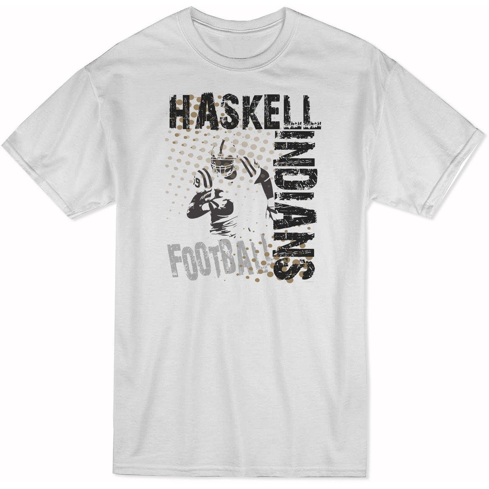 Football - Haskell Indians