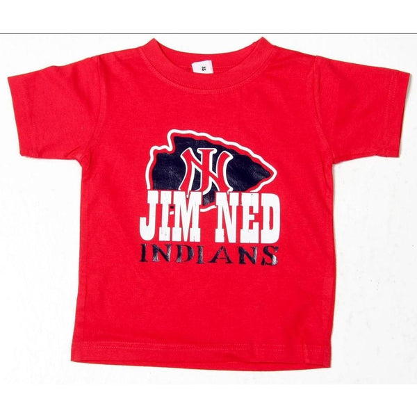 Jim Ned Indians - Toddler T-Shirt
