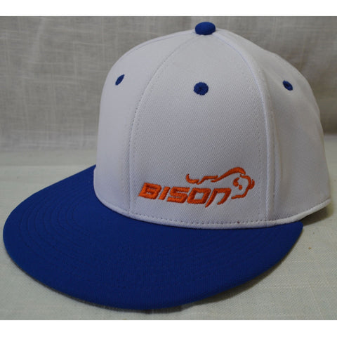 Madison Bison - Fitted Cap