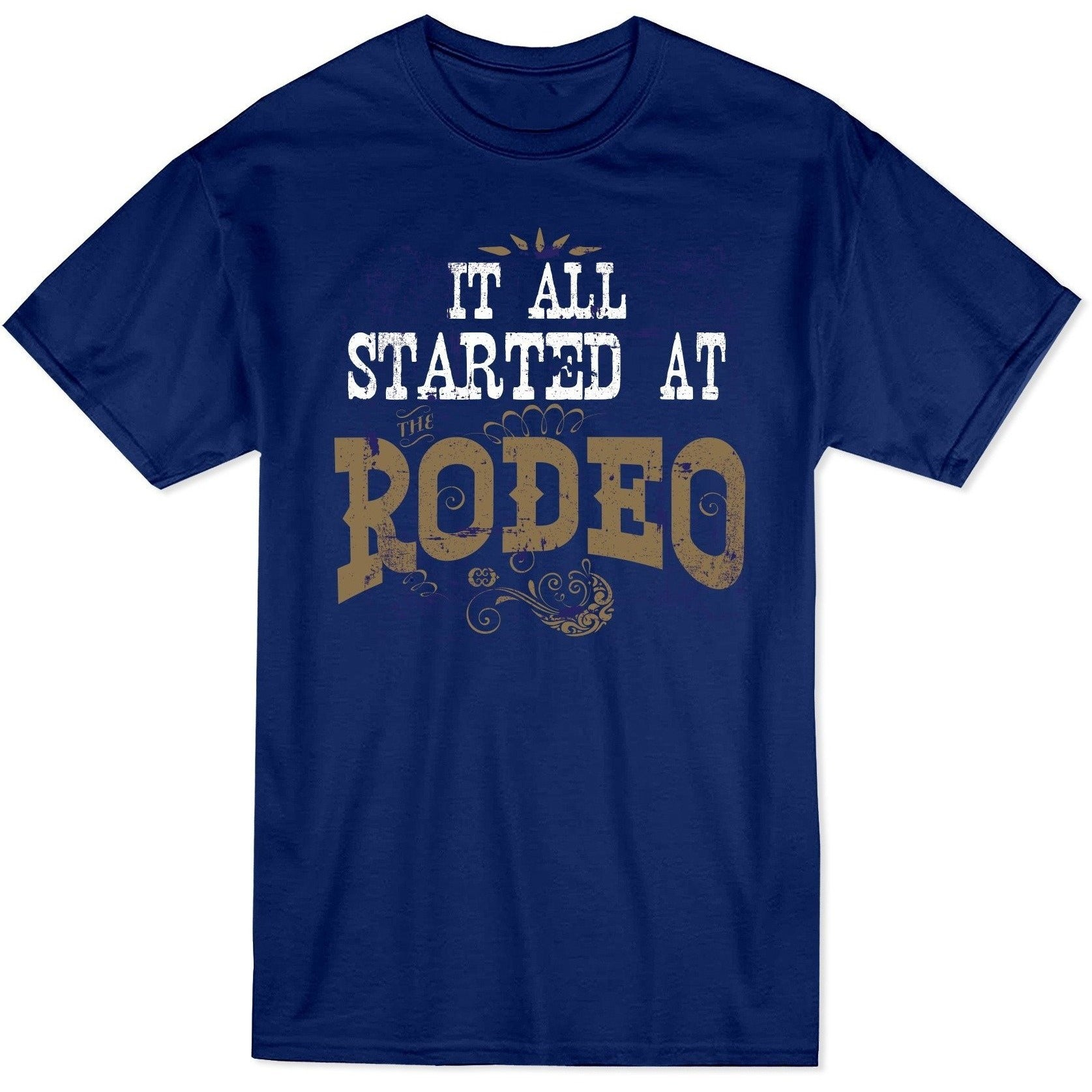 Rodeo - It all started at the Rodeo