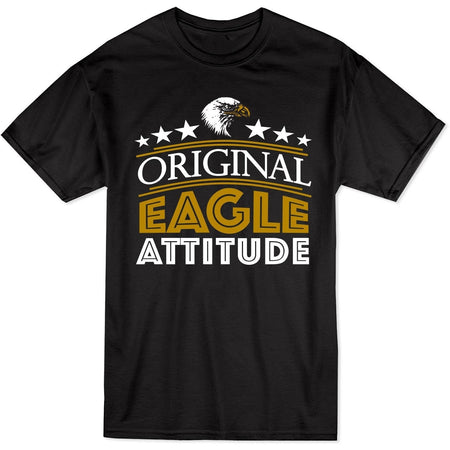 School Spirit -Eagle Attitude