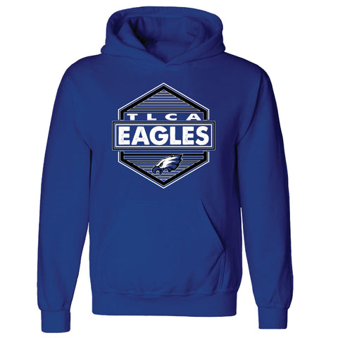 TLCA Eagles - Hexagon Hoodie
