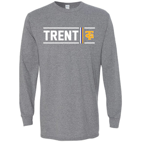 Trent Gorillas - Simple Stripe Long Sleeve T-Shirt