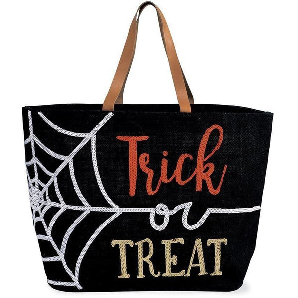 Halloween Canvas Tote Bag