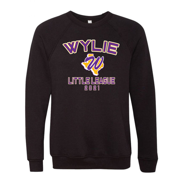Wylie LL Texas Bella+Canvas Sweatshirt