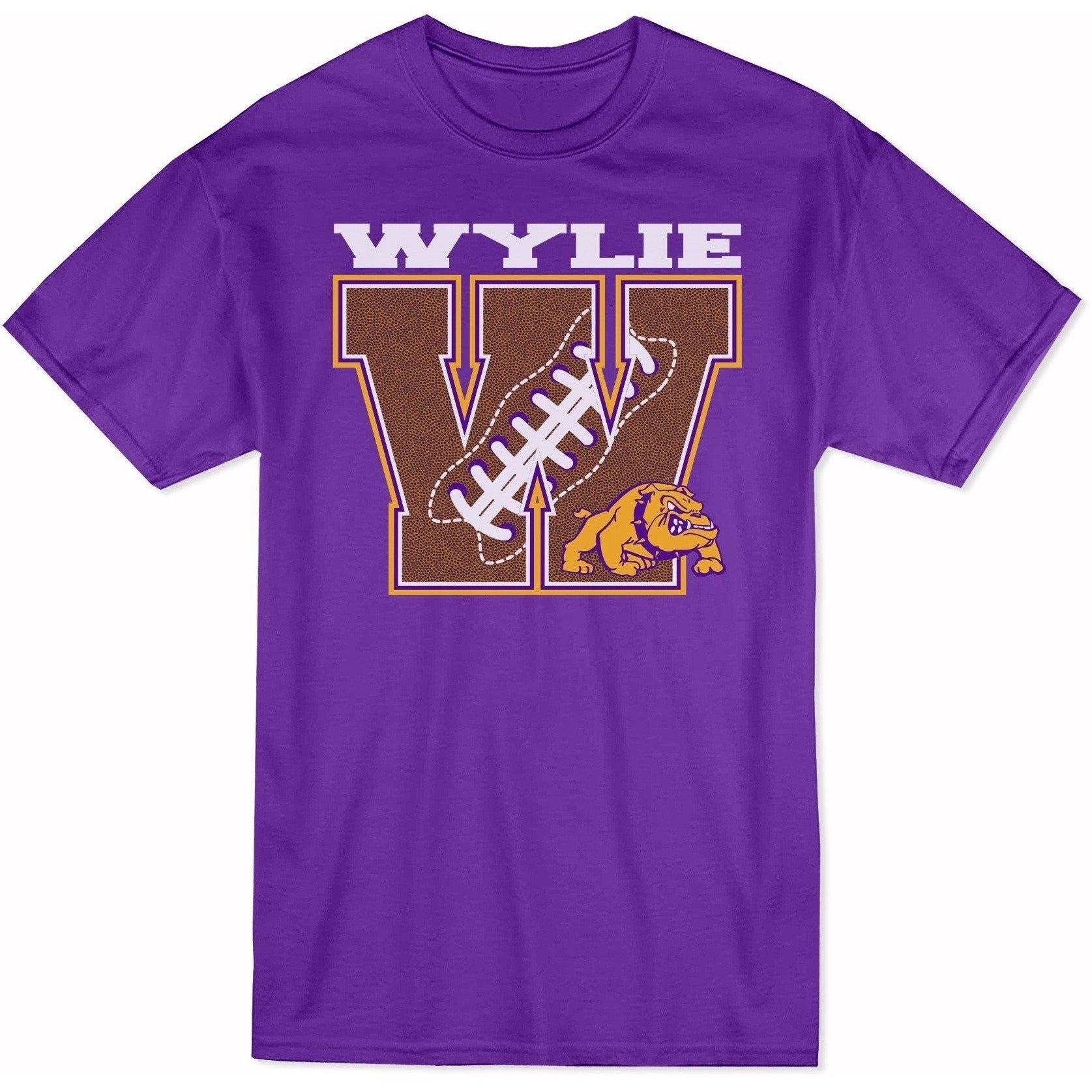 "Football - Wylie ""W"""