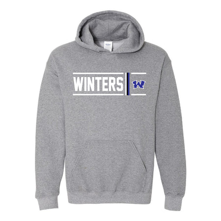 Winters Blizzards - Simple Stripe Hoodie