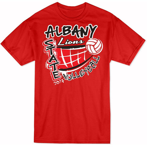 Volleyball - Albany Lions