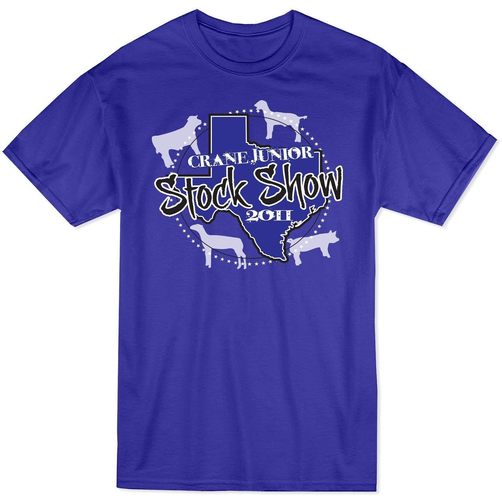 Stock Show - Crane Junior