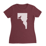 Idaho Wolf Women's T-Shirt