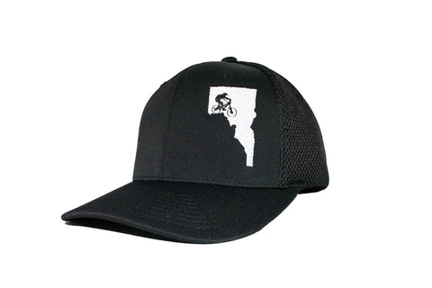Idaho Mtn. Biker Flexfit Hat