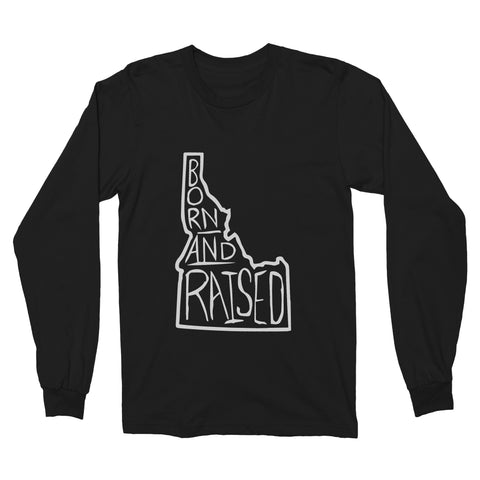 Born and Raised Long Sleeve T-Shirt