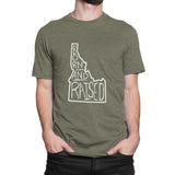 Born & Raised Men's T-Shirt