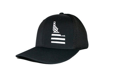 Idaho Flag Flexfit Hat