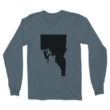 Idaho Climber Long Sleeve T-Shirt