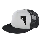 Idaho Wolf Trucker Hat