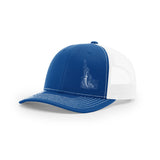 Idatopo Fish Curved Bill Trucker Hat