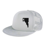 Idaho Woman Hiker Snapback Hat