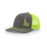 Idaho Guns Curved Bill Trucker Hat