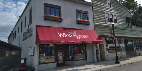 Wintergreen Store Front