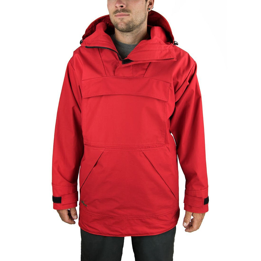 Wintergreen Northern Wear Anorak Nordic Ventile Cotton Anorak (Unisex) clothing made in america minnesota made outdoor clothing ely hand made outdoor clothing Made in USA