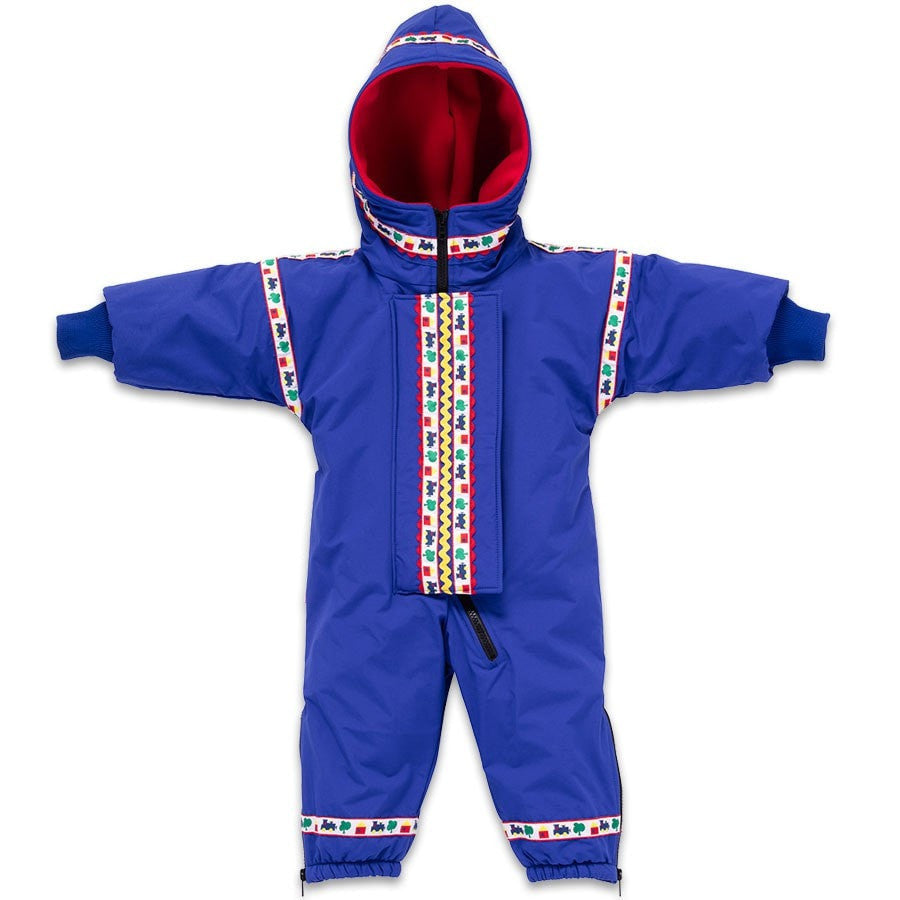 Wintergreen Northern Wear Baby & Toddler 2T / Red Shell (Lorelei Trim) Toddler Polar Express Suit winter camping clothing clothing for winter camping made in america clothing made in america made in minnesota minnesota made hand made clothing outdoor outdoor clothing american made clothing dogsledding clothing for dogsledding winter clothing canoe clothing clothing for canoeing minnesota ely hand crafted clothing hand made outdoor clothing conscious closet conscious consumer buy local locally made