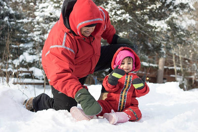 Wintergreen Northern Wear Baby & Toddler Toddler Polar Express Suit clothing made in america minnesota made outdoor clothing ely hand made outdoor clothing Made in USA