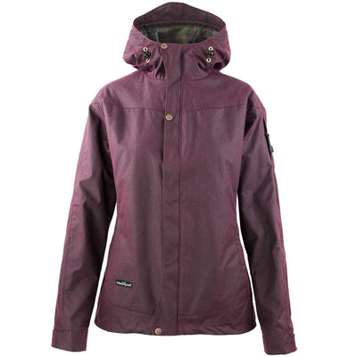 Wintergreen Northern Wear Jacket New! Waxed Cotton Echo Trail Jacket Lined (Women's)