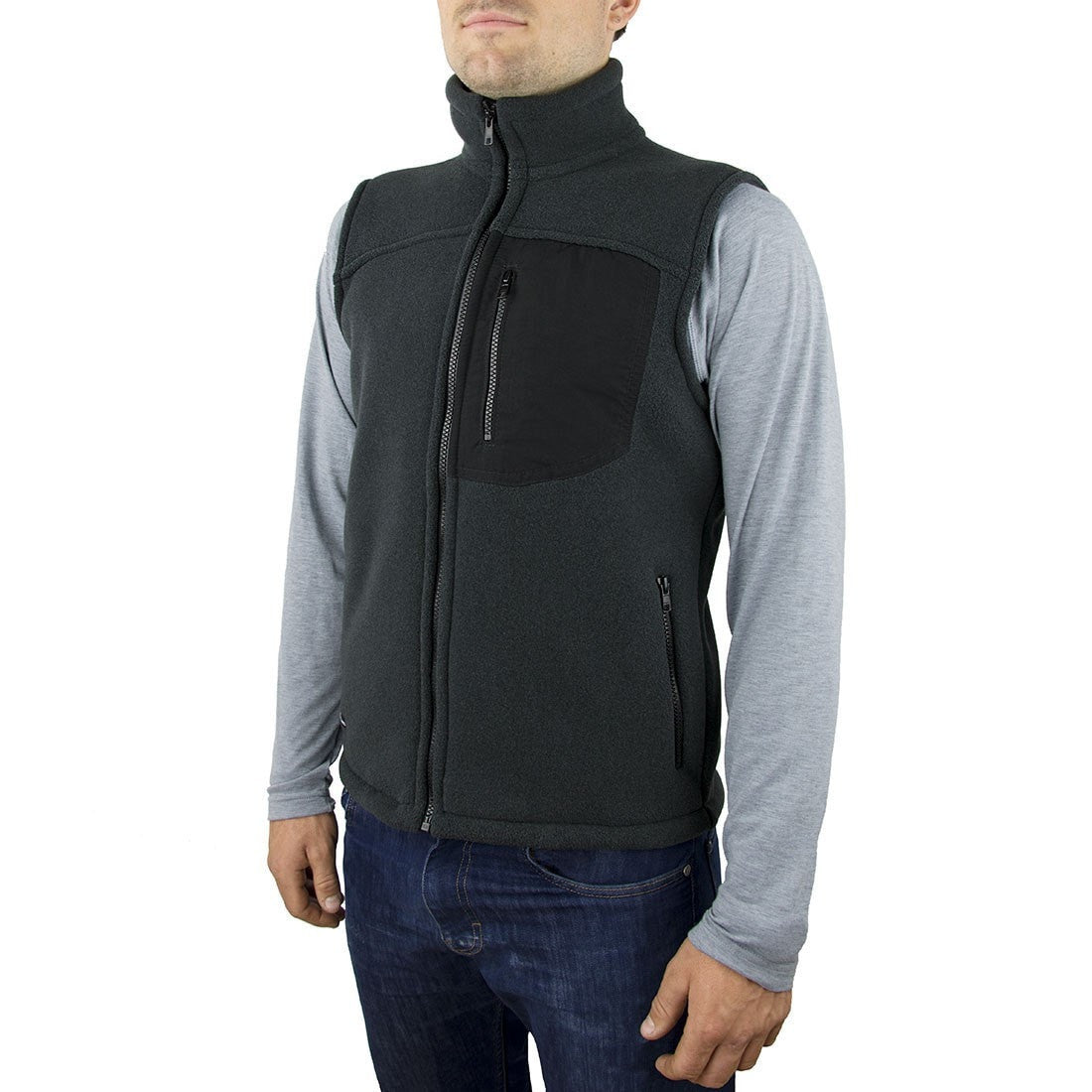 Wintergreen Northern Wear Vest Java Vest (Men's) clothing made in america minnesota made outdoor clothing ely hand made outdoor clothing Made in USA