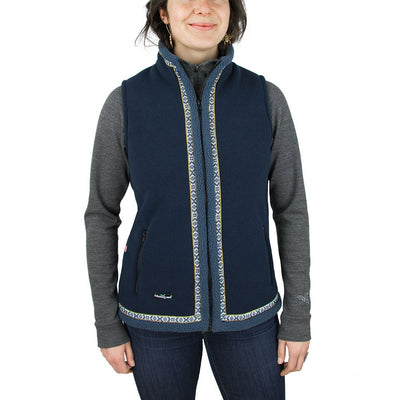 Wintergreen Northern Wear Vest New! Vinland Vest (Women's) clothing made in america minnesota made outdoor clothing ely hand made outdoor clothing Made in USA