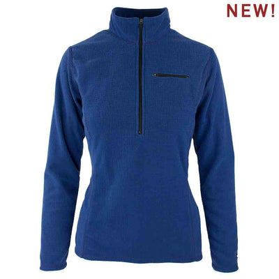 Wintergreen Northern Wear XS / Marine Blue New! Lightweight Portage Top (Women's) clothing made in america minnesota made outdoor clothing ely hand made outdoor clothing Made in USA
