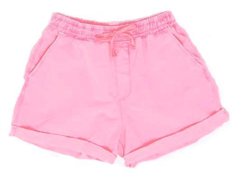 The Victory Short - Neon Pink