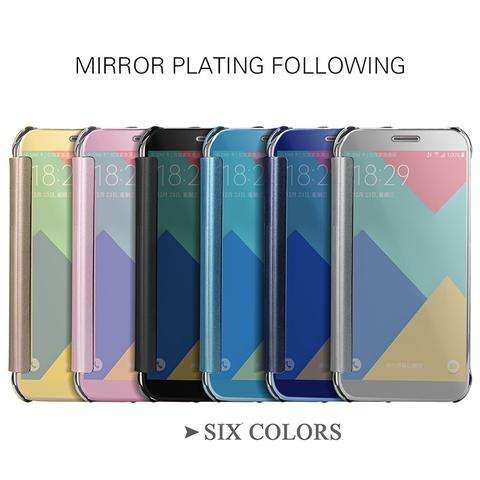 FULL COVER MIRROR CASE FOR SAMSUNG MODELS | bleuetteglobal