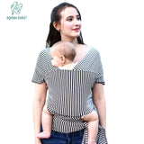 Breathable Cotton Wrap Multifunctional Infant Breastfeed Sling  (0-36 M) - Bleuette Global
