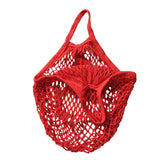 Reusable Eco-Friendly 100% Cotton Mesh Beach Bags (4 Colors) - Bleuette Global
