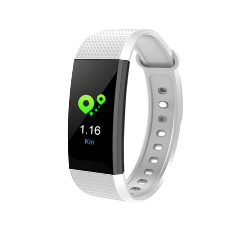 Color Screen Bracelet Smart Watch / Heart Rate Monitor / Pedometer - Bleuette Global