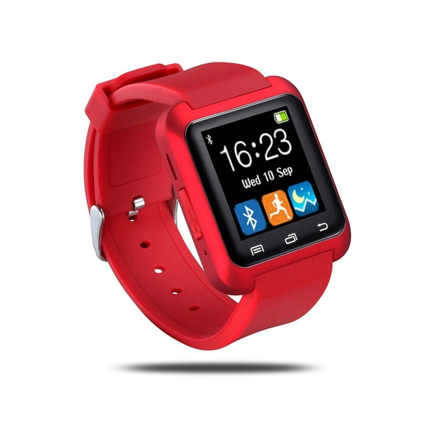 U8 Bluetooth Smart Watch Remote Camera Import PC ABS Alloy - Bleuette Global