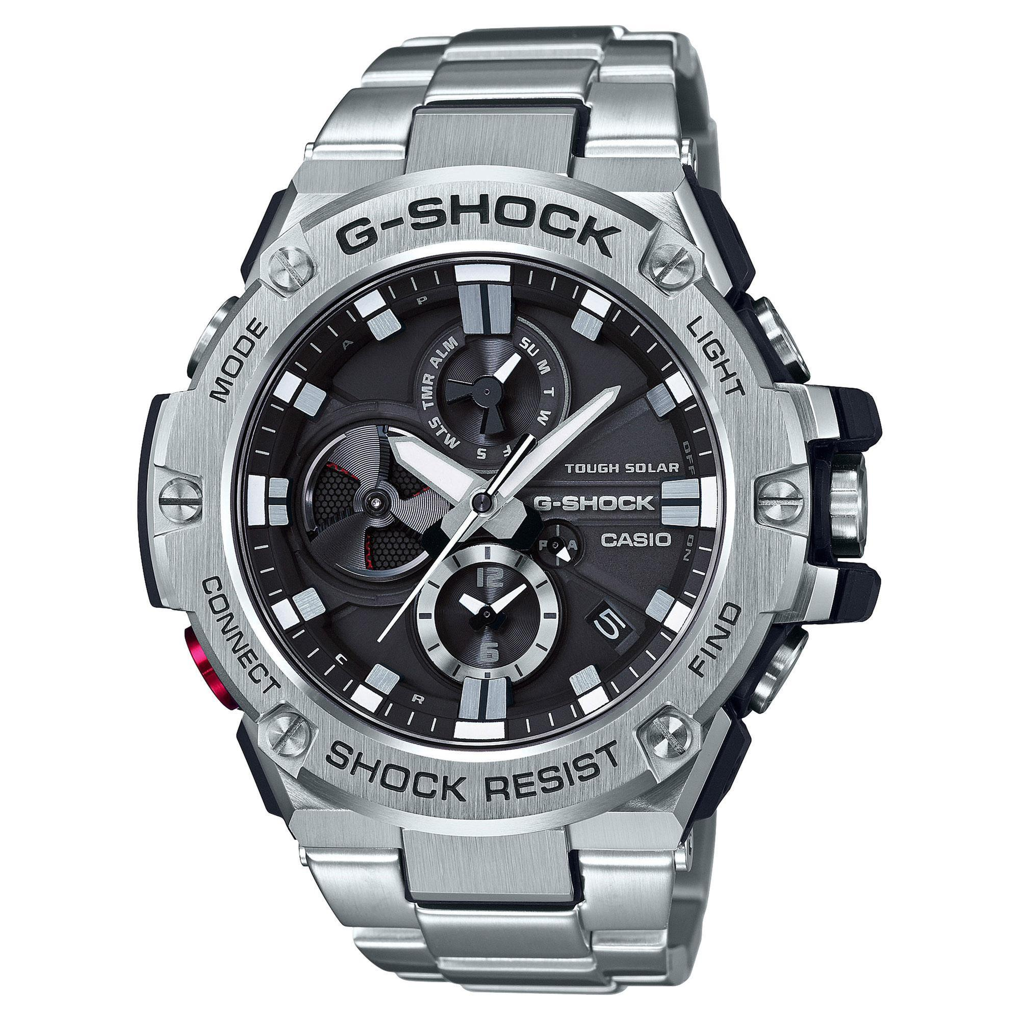 Casio GST-B100D-1AER G-Shock Bluetooth Solar