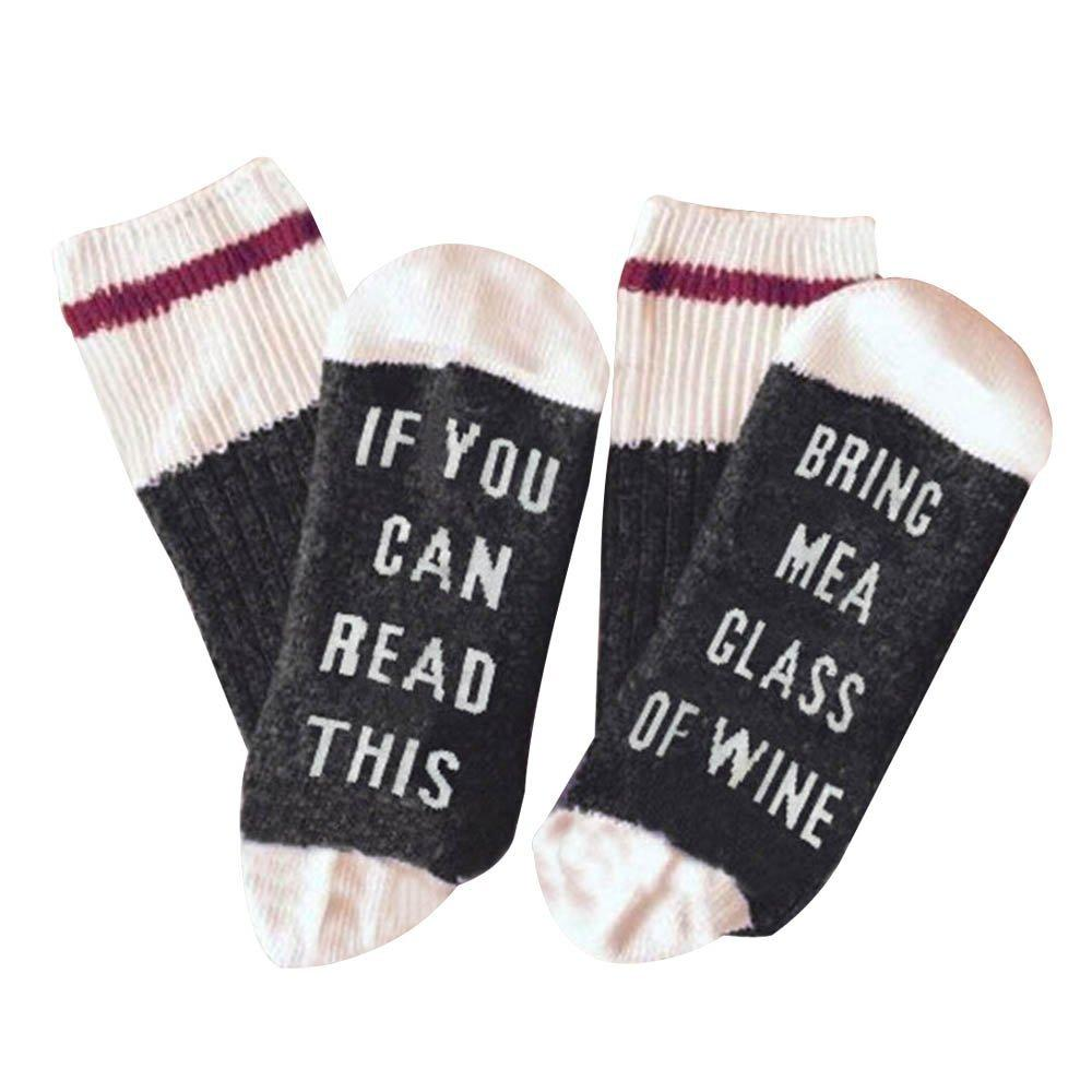 if you can read this socken