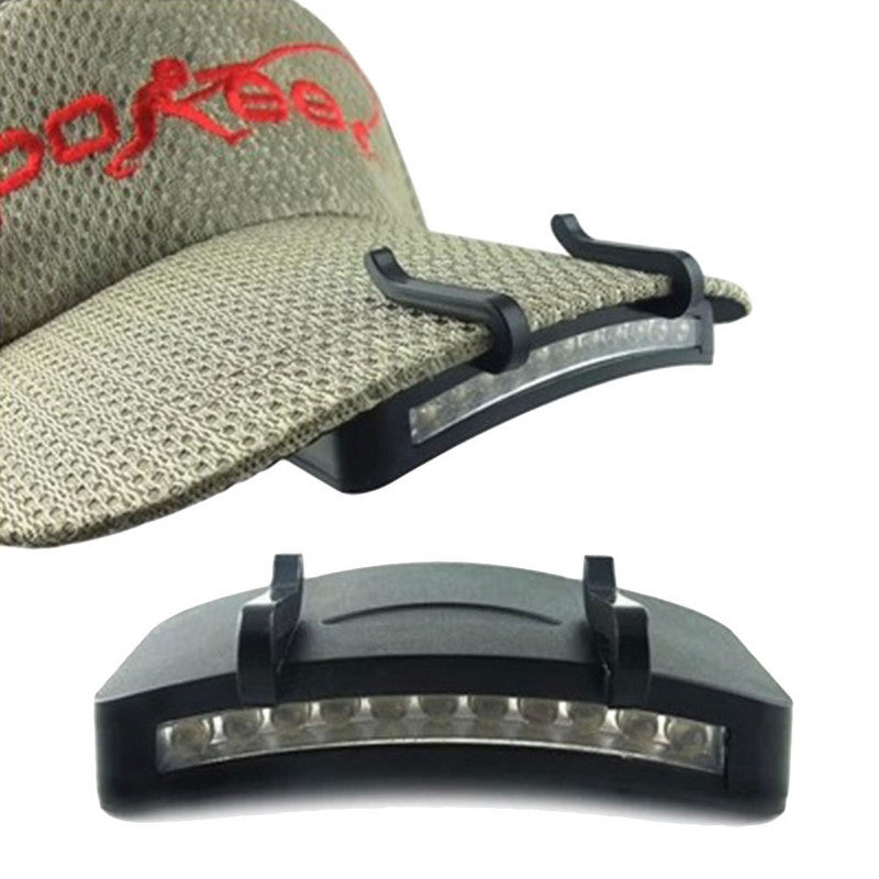 Clip-On Cap Light - 101survivalgear.com