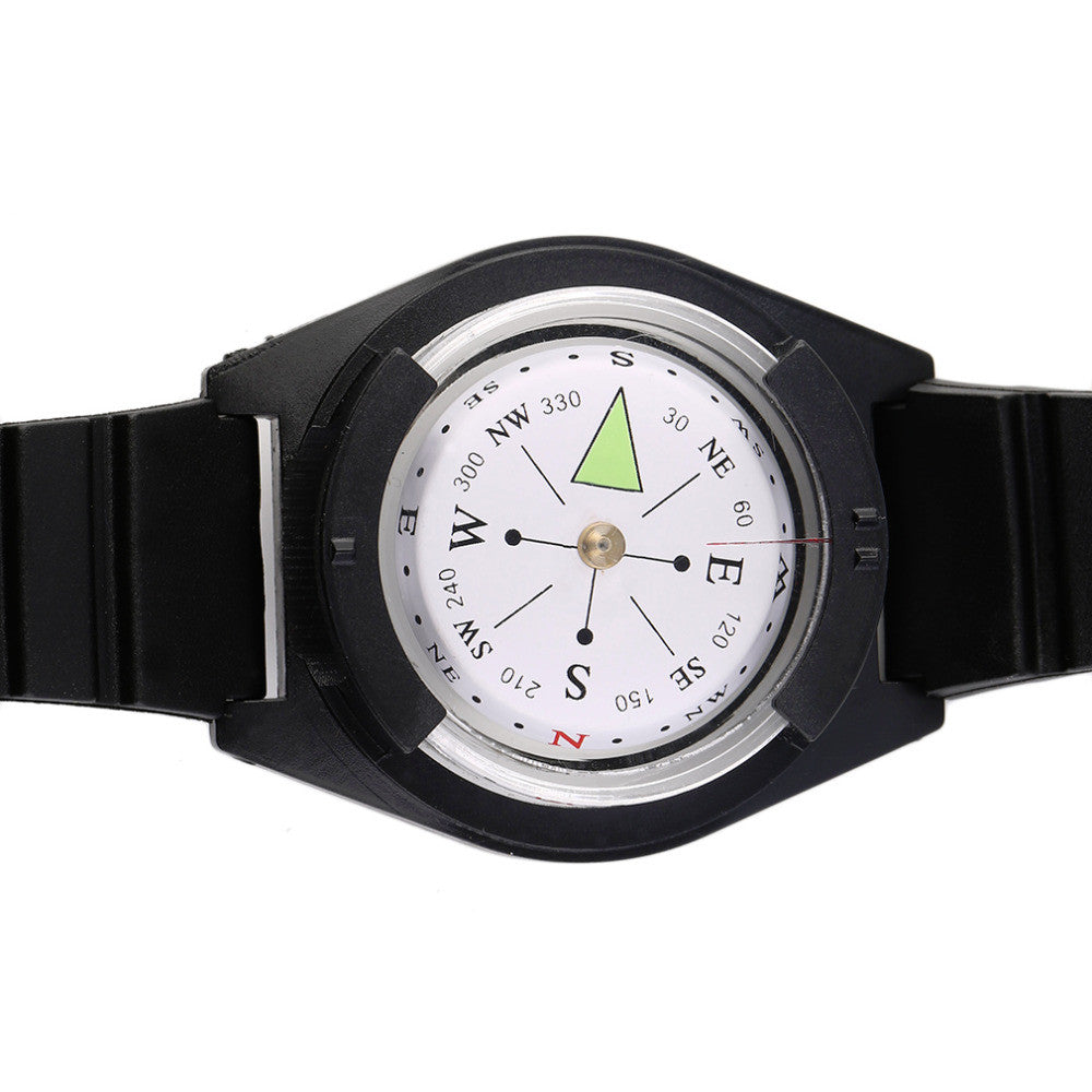 Tactical Compass Watch - 101survivalgear.com