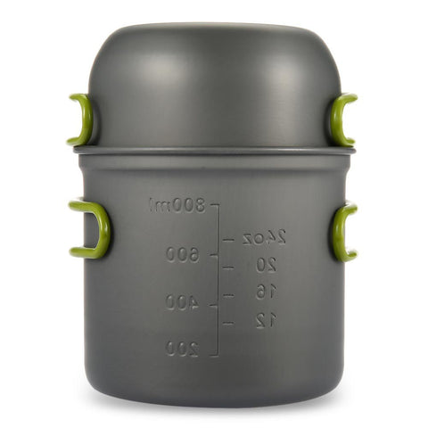 Ultralight Outdoor Camping Cookware Utensil - 101survivalgear.com