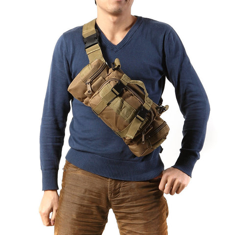 Outdoor Military Camping Hiking Backpack Bag - 101survivalgear.com