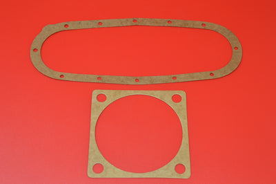 1000SG HARLEY JD ENGINE GASKET SET 1909-1912 SINGLE (2 EACH)