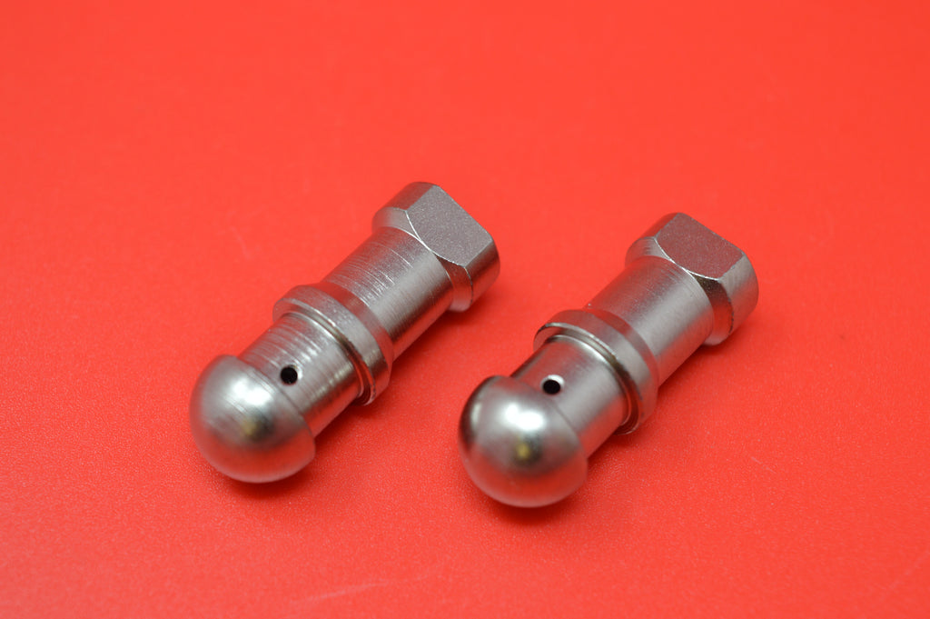 "136-28 HARLEY JD UPPER PUSHROD ENDS 1928-1929 61"" 74"" Twins"