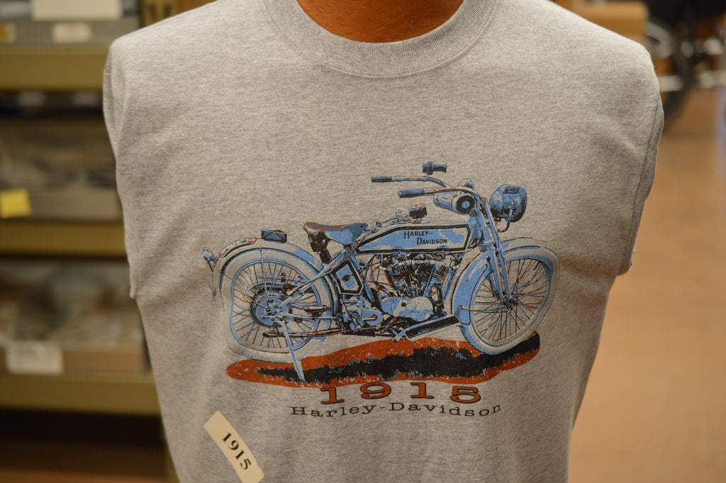 Harley Davidson 1915 JD Tee Shirt - Competition Distributing