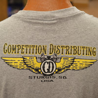Harley Davidson Hill Climber Over the Top Tee Shirt - Competition Distributing